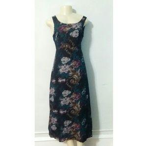 Timeless Floral Dress